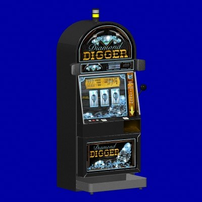 lwo casino machine diamond digger