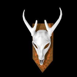 lwo red deer