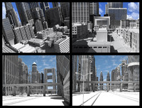 3d 2 definition cities