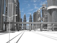 3d max definition city vol 3
