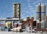 16 definition buildings max