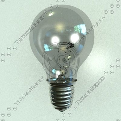 cinema4d light bulb