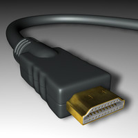 cinema4d hdmi cable