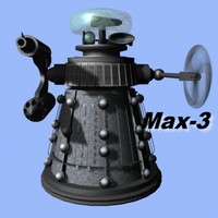 3ds max kill killbot bot