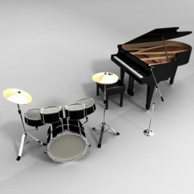 maya musical instruments pack