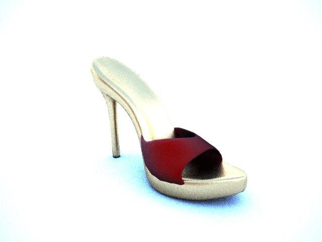 max heel platform women shoe