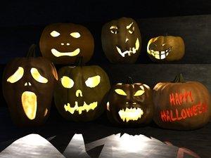 jack-o-lanterns halloween pumpkin max