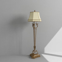 maya floor lamp
