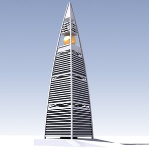 3d al faisaliah center