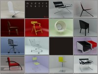 chairs collection.rar