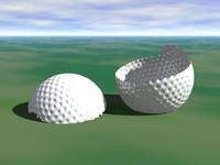 golf crash 3ds free