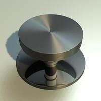 dxf door knob
