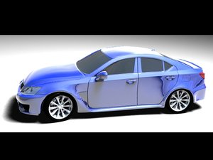 3ds lexus if-s