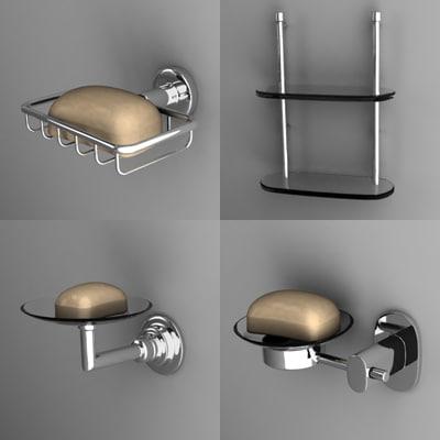 lightwave soap holders
