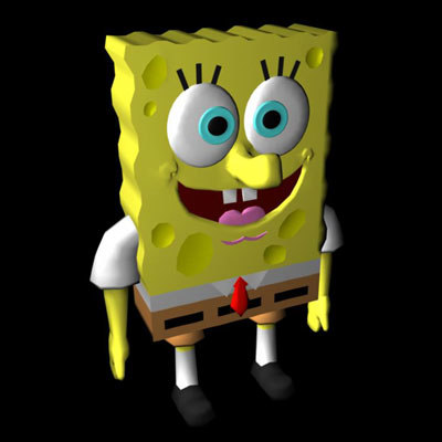 maya sponge bob spongebob