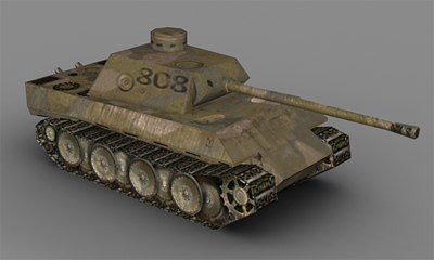 german tank max
