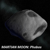 Martian Moon: Phobos