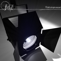 Stage light - Fresnel