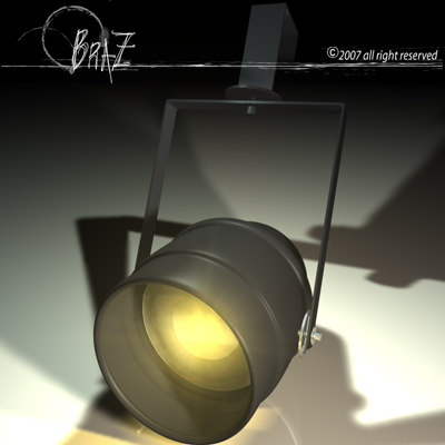 3d stage light - par