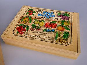 3ds max ceylon tea wooden box