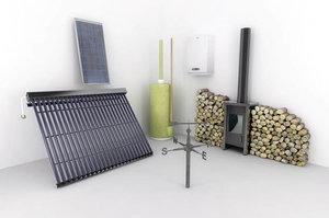 3d environmental eco set stove