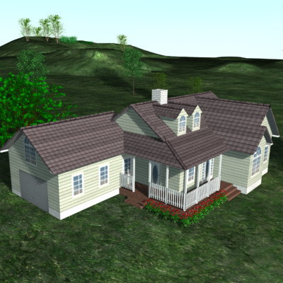 max modern house