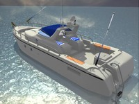 max pleasure fishing boat