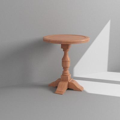 tabld 3d model