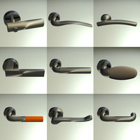 lightwave handle doorknob