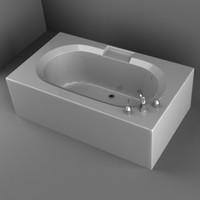 bathtub dxf
