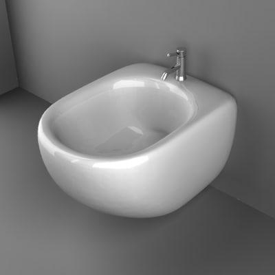 bathroom tap 3d model