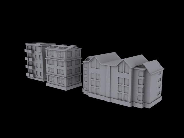 building flat max