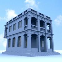max ii building