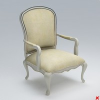 Chair old fashioned021.ZIP