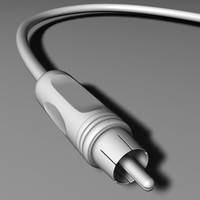 coaxial cable 3d 3ds