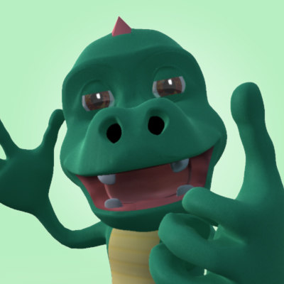 crocodile cartoon character max