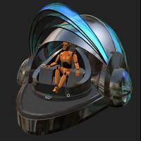 futuristic dill pzdill 3d pz3