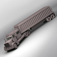 Corn truck (ut)