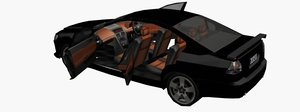 3d 3ds holden commodore