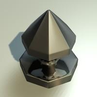 maya door knob