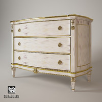angelo cappellini chest 3d model