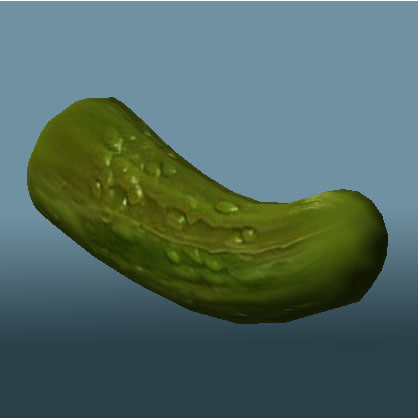 pickle 3ds