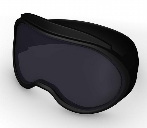 ski glasses 3d 3ds