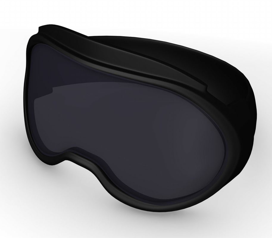 ski glasses 3d 3ds