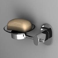 soap holder 3d model