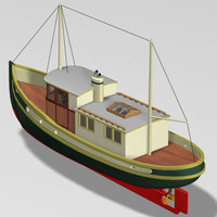3d pz3 boat sockeye pzsockeye
