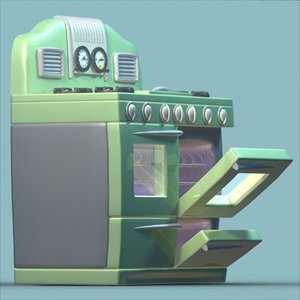appliances 3d model