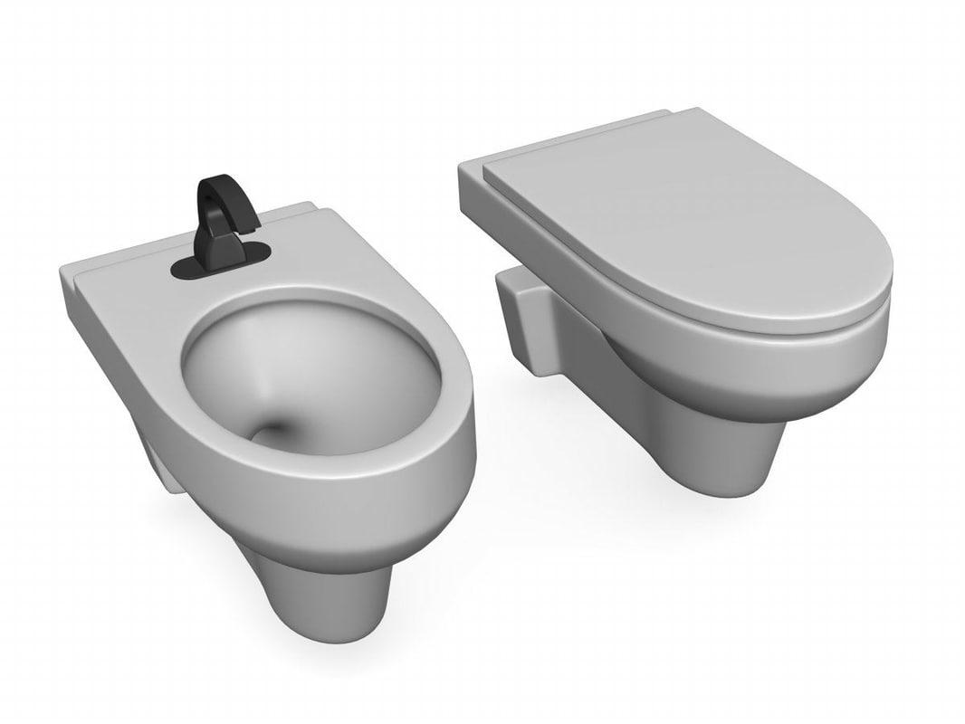 bathroom basin 3d lwo