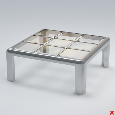 table cocktail 3ds free