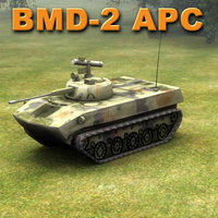 3dsmax bmd-2 apc